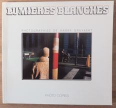 Harry Gruyaert - Lumieres blanches: Photographies de Harry Gruyaert - 1986