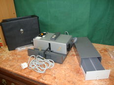 ROLLEI P350 A Projector Autofocus + Remote Working + box with 2 Refills Container