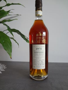 Cognac Maxime Trijol Fins Bois 1975, 1 of only 480 bottles