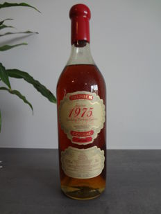 Cognac Prunier 1975 Borderies, 1 of only 632 bottles