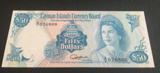 Cayman Islands - 50 Dollars 1974 - Pick 10