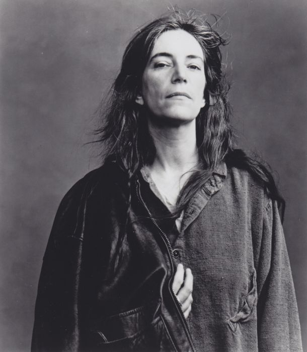 Annie Leibovitz (1949-) - Patti Smith - 1996