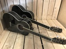 Gomez Classical Guitars Black set