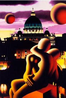 Mark Kostabi - We are the universe