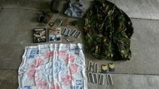 Lot of military items 20th century