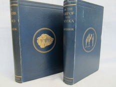 Patterson J H - The Man Eaters of Tsavo & In the Grip of the Nyika  - 2 volumes - 1907 / 1910