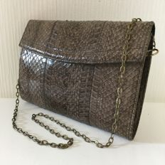 Vintage Real Snake Leather – Clutch Bag ***No minimum price***