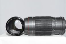 for Pentax Kenlock 135 mm. Sigma 70-210