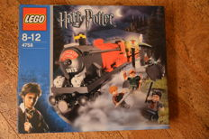 Harry Potter - 4758 - Hogwarts Express (2nd edition)