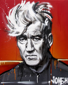 Jone Hopper - Portrait of David Lynch