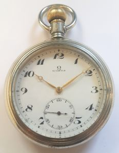 Omega pocket watch - Switzerland 1910s