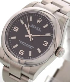 Rolex Oyster Perpetual Stainless Steel Men's/Unisex Wristwatch