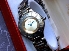 Cartier - Must de Cartier 21 - 1330 - Damer - 1990-1999