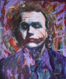 Peter Donkersloot - The Joker Heath Ledger