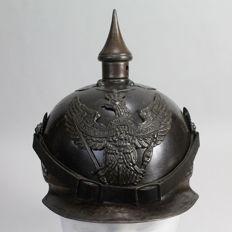 Pickelhaube of Cuirassiers Model 1915