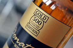 Donatella Gold Edition Whisky - 8 years old ( Limited Edition 1 of 500)