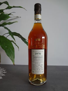 Cognac Maxime Trijol Fins Bois 1970, 1 of only 480 bottles