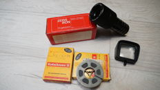 Lens for projector and Super8 films