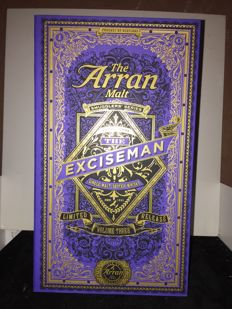 Arran The Smuggler s Series Volume 3 The Exciseman Of 56,8% 70 cl