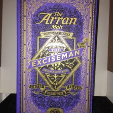 Arran The Smuggler's Series Volume 3 The Exciseman Of 56.8% 70 cl