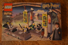 Harry Potter - 4733 - The Dueling Club