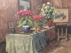 Victor Wagemaekers (1876-1953) - Interieur