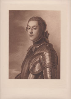 A set of 37 gravure prints relating to Bonnie Prince Charlie (Prince Charles Edward Stuart