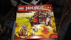 Ninjago - 2508 - Blacksmith Shop