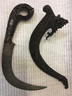 Antique kris/Indonesia/late 19th century