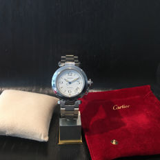 Cartier - Pasha De Cartier Stainless Steel - Ref.2324 - Men
