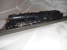 Märklin H0 - 3414 - locomotive with tender, BR 150Z2217 of the SNCF