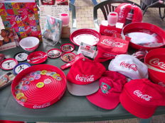 Coca cola lot - from the 80s and 90s