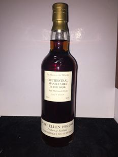Port Ellen 25 years old 1982 Orchestral Manoeuvres in the Dark - Whisky Live Verviers