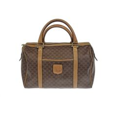 Celine - Boston 30 Macadam - Handbag ***No minimum price***