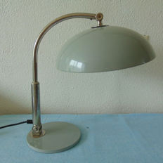H. Busquet for Hala – Original vintage table lamp 144