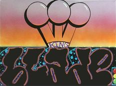 "BLADE (Steven Ogburn) - ""King of Graffiti"""