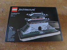 Lego Architecture no 21016 - Sungnymun (South Korea)