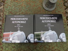 Mercedes-Benz Automobile, 2 volumes by Heribert  Hofner/Halwart Schrader
