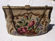 Old embroidered handbag ***No reserve price***