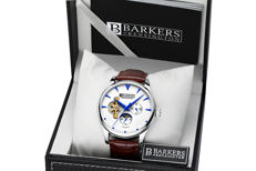 Barkers of Kensington - Automatic Steel - Men's Watch - 2017