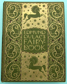 Edmund Dulac's Fairy-Book. Fairy Tales of the Allied Nations - 1916
