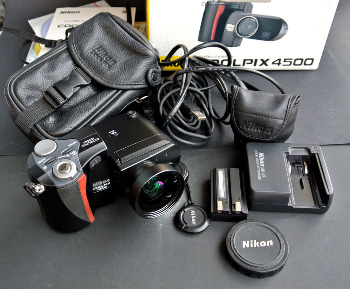Nikon Coolpix 4500 Drivers for Windows 7