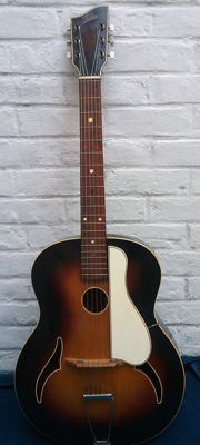 Archtop Acoustic Jazz FAMOS Jumbo from the 60s