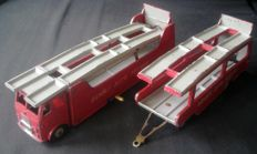 Dinky Supertoys - Scale 1/48 - Car Carrier and Trailer No.984 and No.985