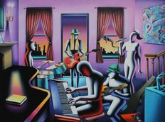 Mark Kostabi - The mystic chords of memory