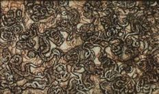Mark Tobey - Thanksgiving Leaf
