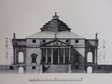 Banister F. Fletcher - Andrea Palladio (1508-1580)  -his Life and Works - 1902