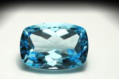 Sky Blue Topaz – Total 7.43 ct
