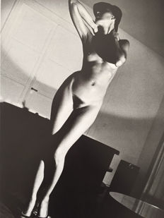 Helmut Newton (1920-2004) - Special Collection - In my apartment, Paris - 1978