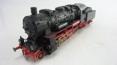 Fleischmann H0 - 4156 - Steam locomotive with towed tender BR 56 of the DRG